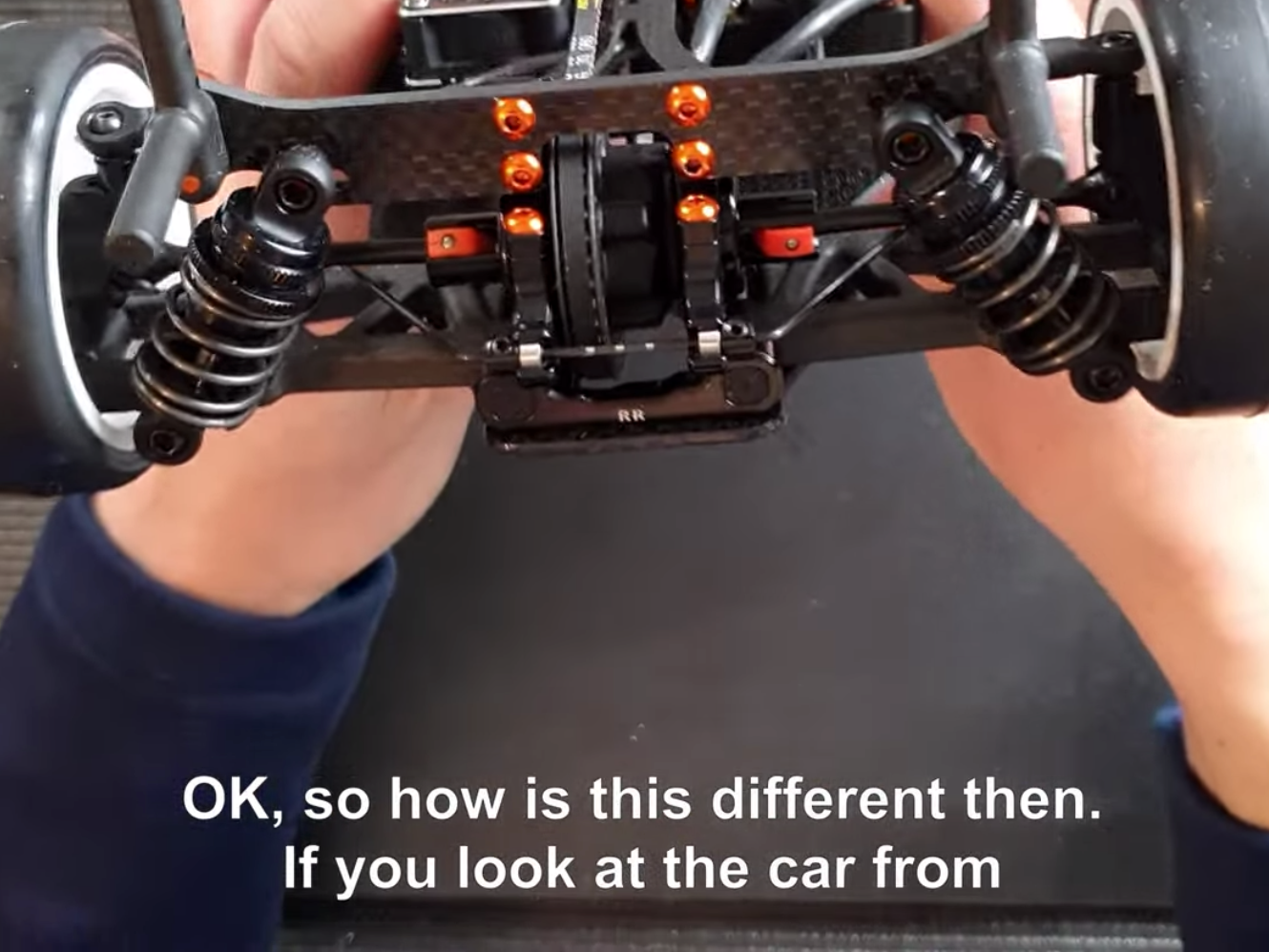 How to Set Track Width on RC Touring Cars