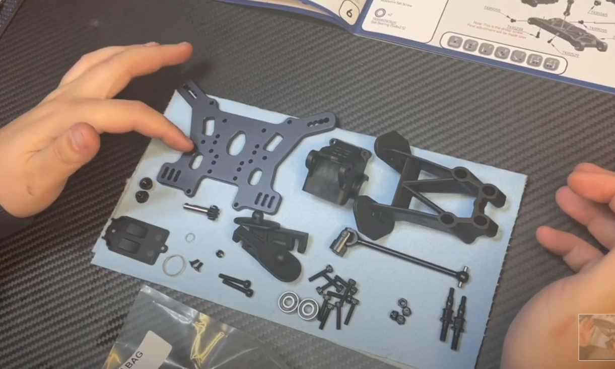 ET48 2.0 Video Build Guide from Tekno