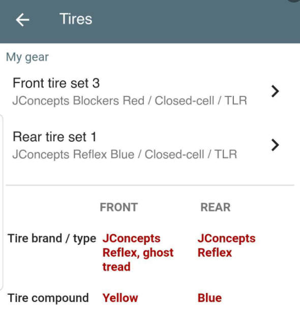 """RC Setup App New Release: """"My Gear"""", Follow Drivers & More"""