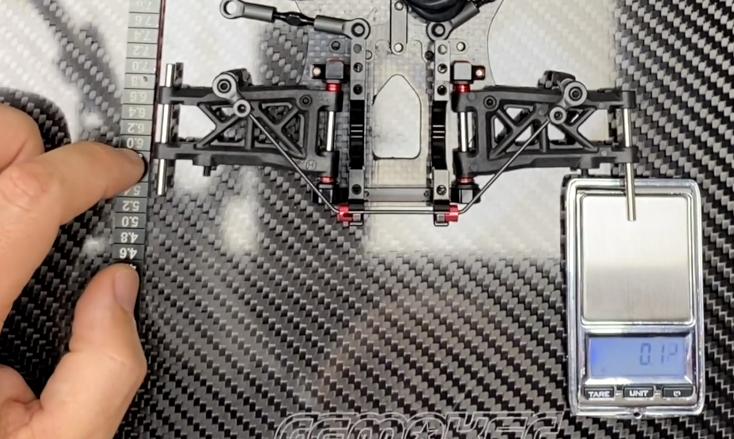 RC Touring Car Sway Bar Tweak Setting - Getting it Perfect