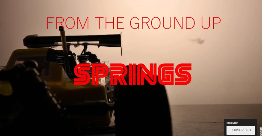 Choosing Shock Springs for Off-Road RC Racing