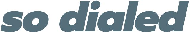 so dialed rc setup app logo