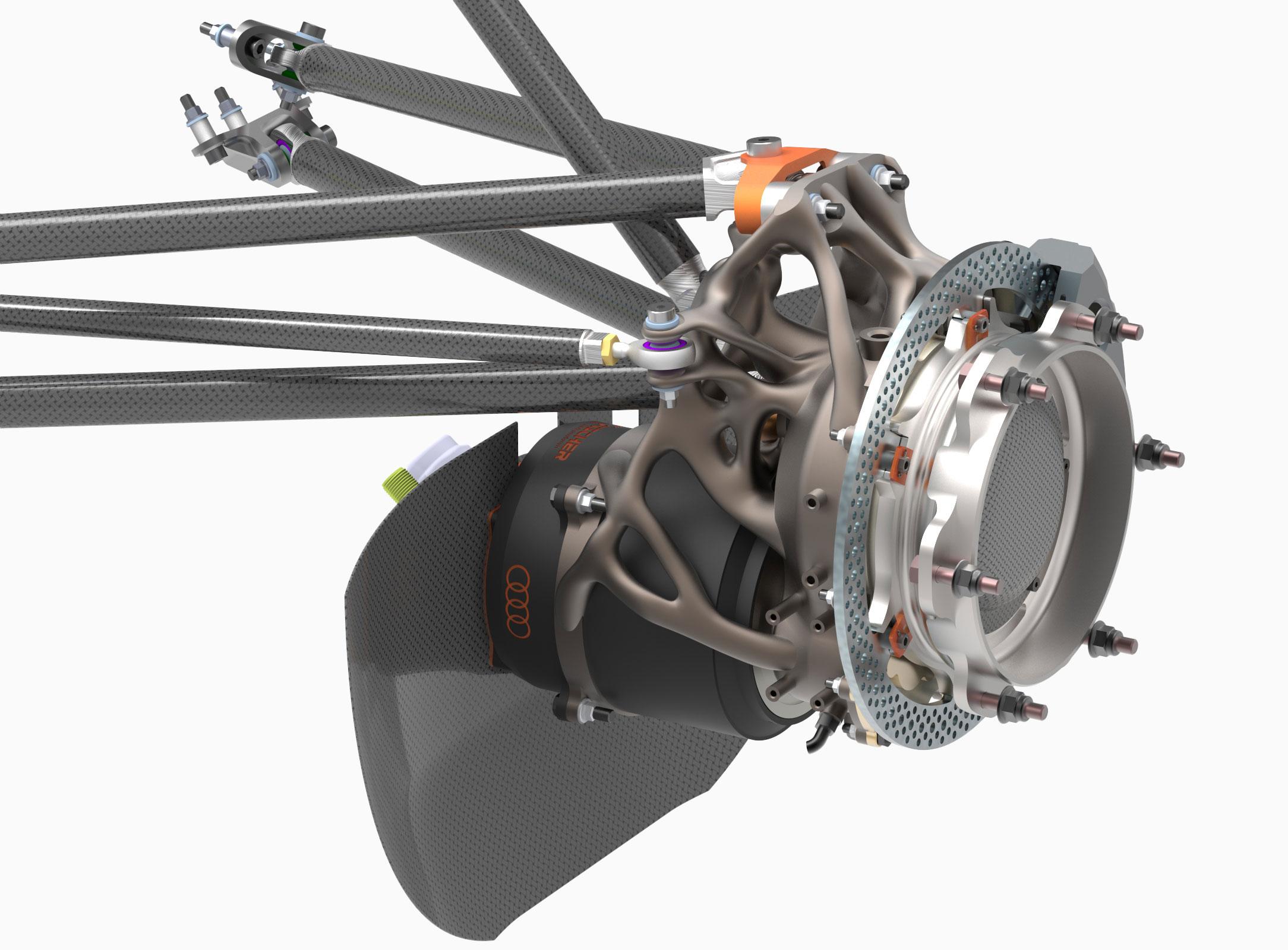 Figure 2: The wheel-package.
