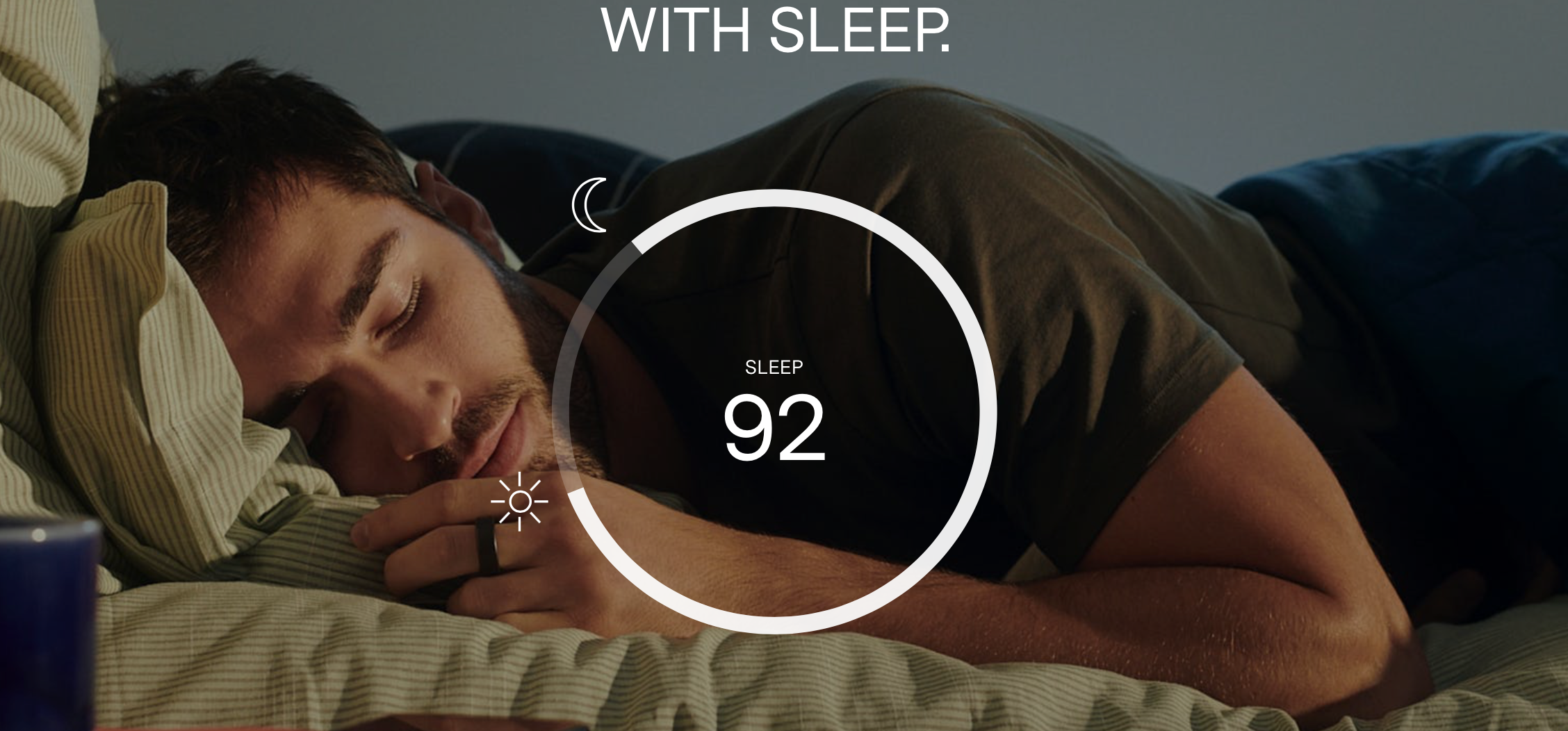 Personalized Health for Dad with the Oura Ring