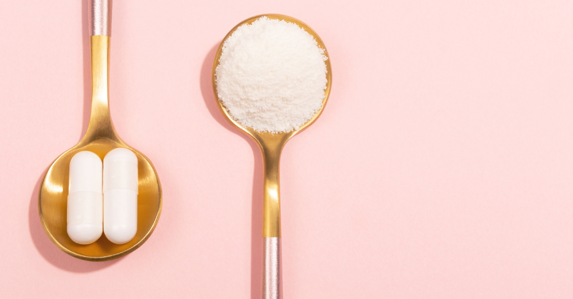 Collagen supplements and powders