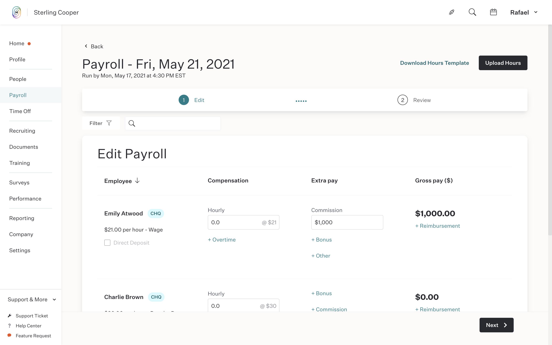 payroll software, payroll system canada, payroll software canada