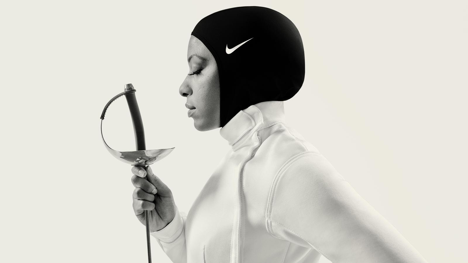 Nike's Pro Hijab