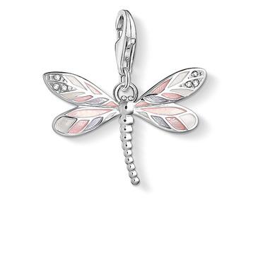 1516-041-9 Charm-Anhänger Libelle