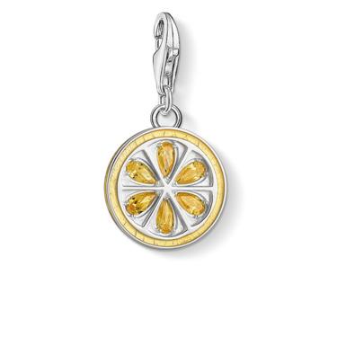 Charm-Anhänger Zitrone 1835-041-4