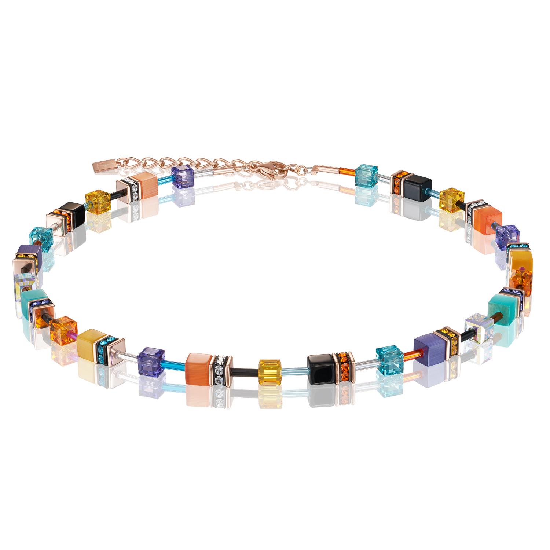 Collier GeoCUBE® Multicolor 2838101575