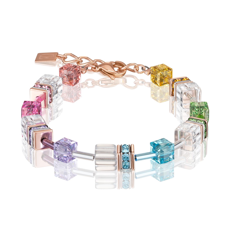 Armband GeoCUBE® kristall 4022301500