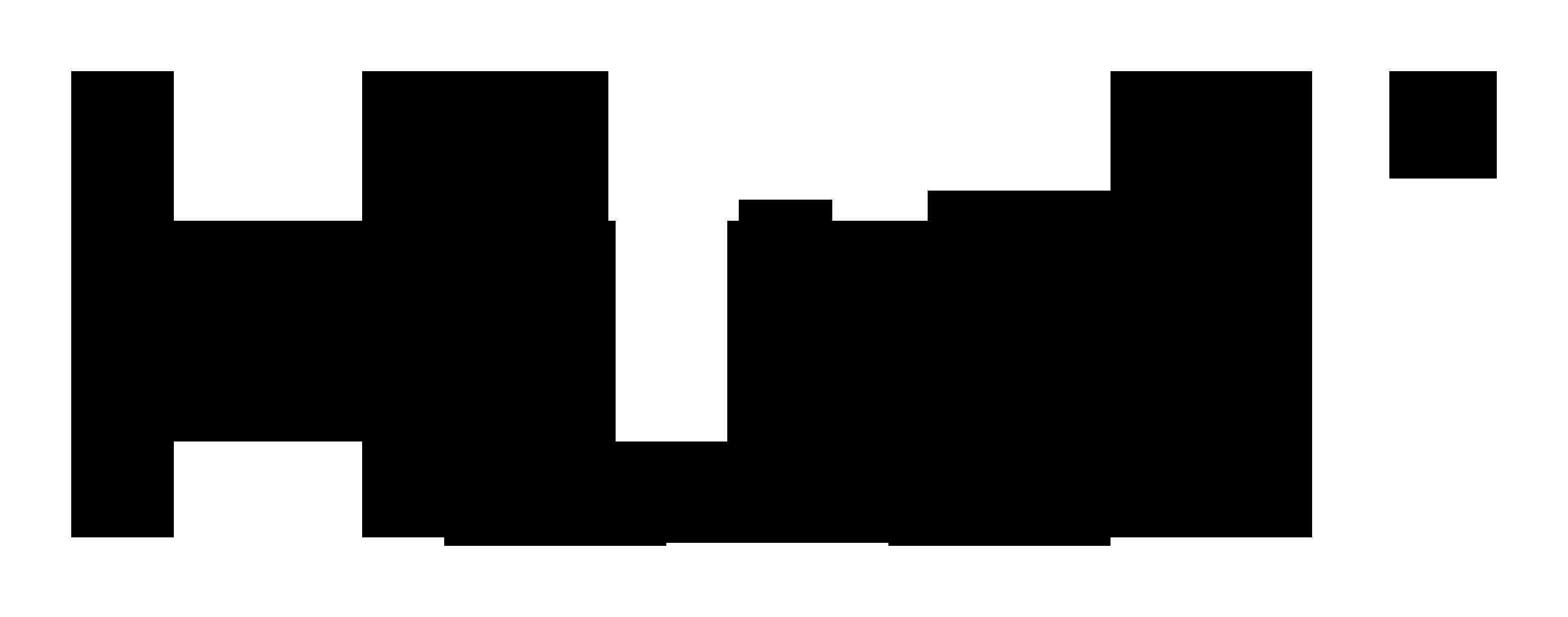 Huel Logo Black
