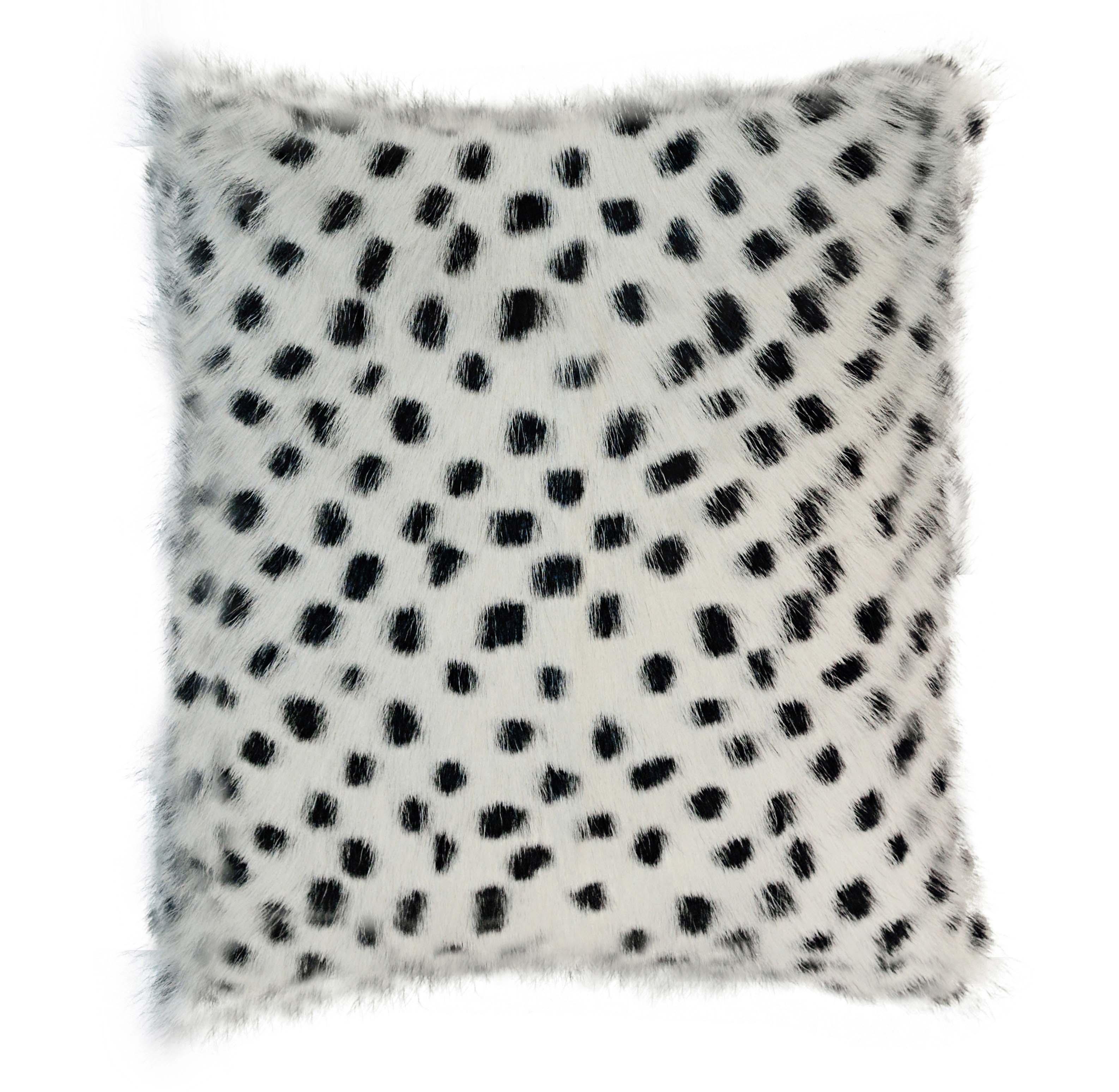 Gisele Goatskin Pillow