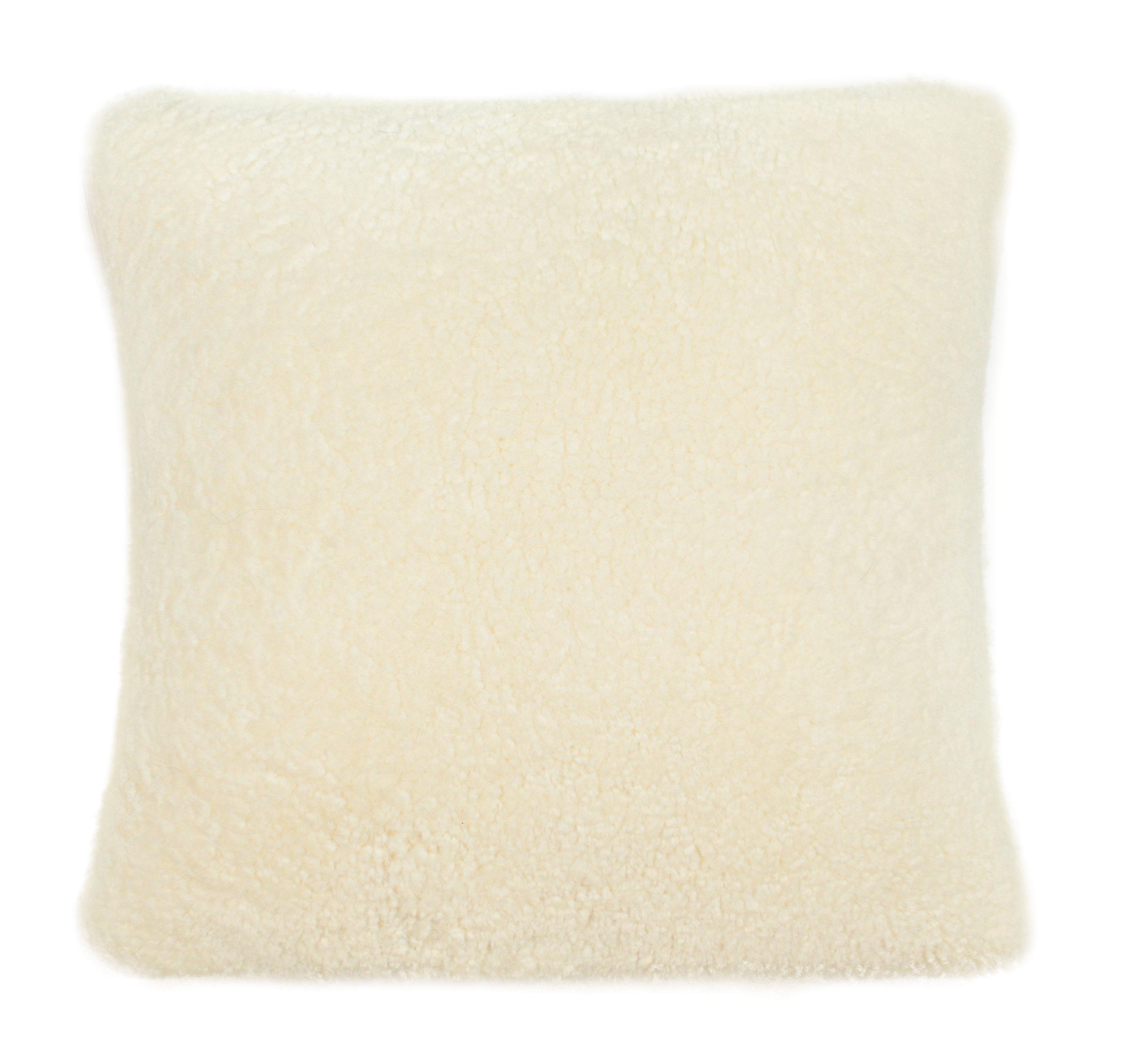 Queen Sheepskin Pillow