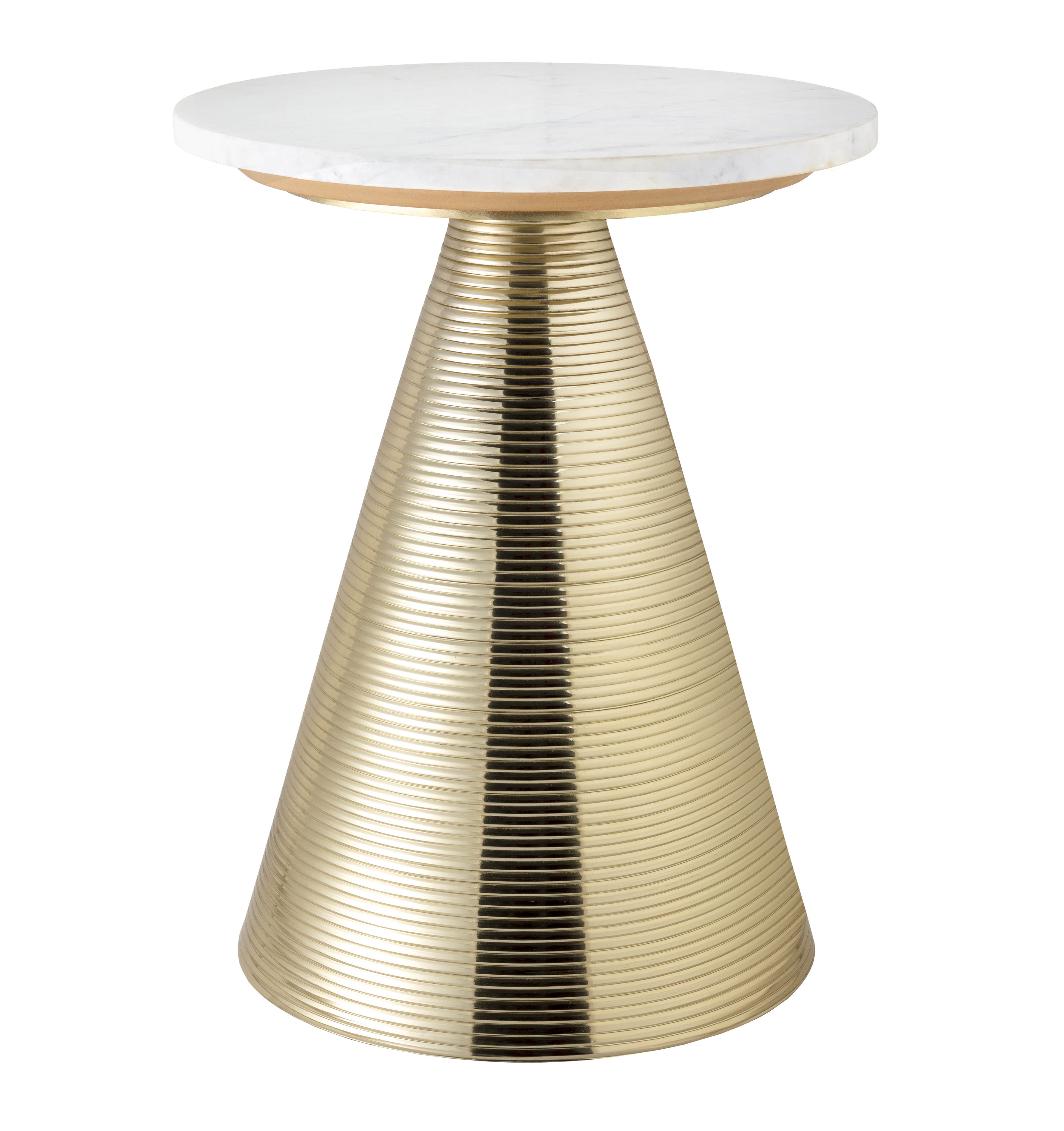 Monica Marble Side Table