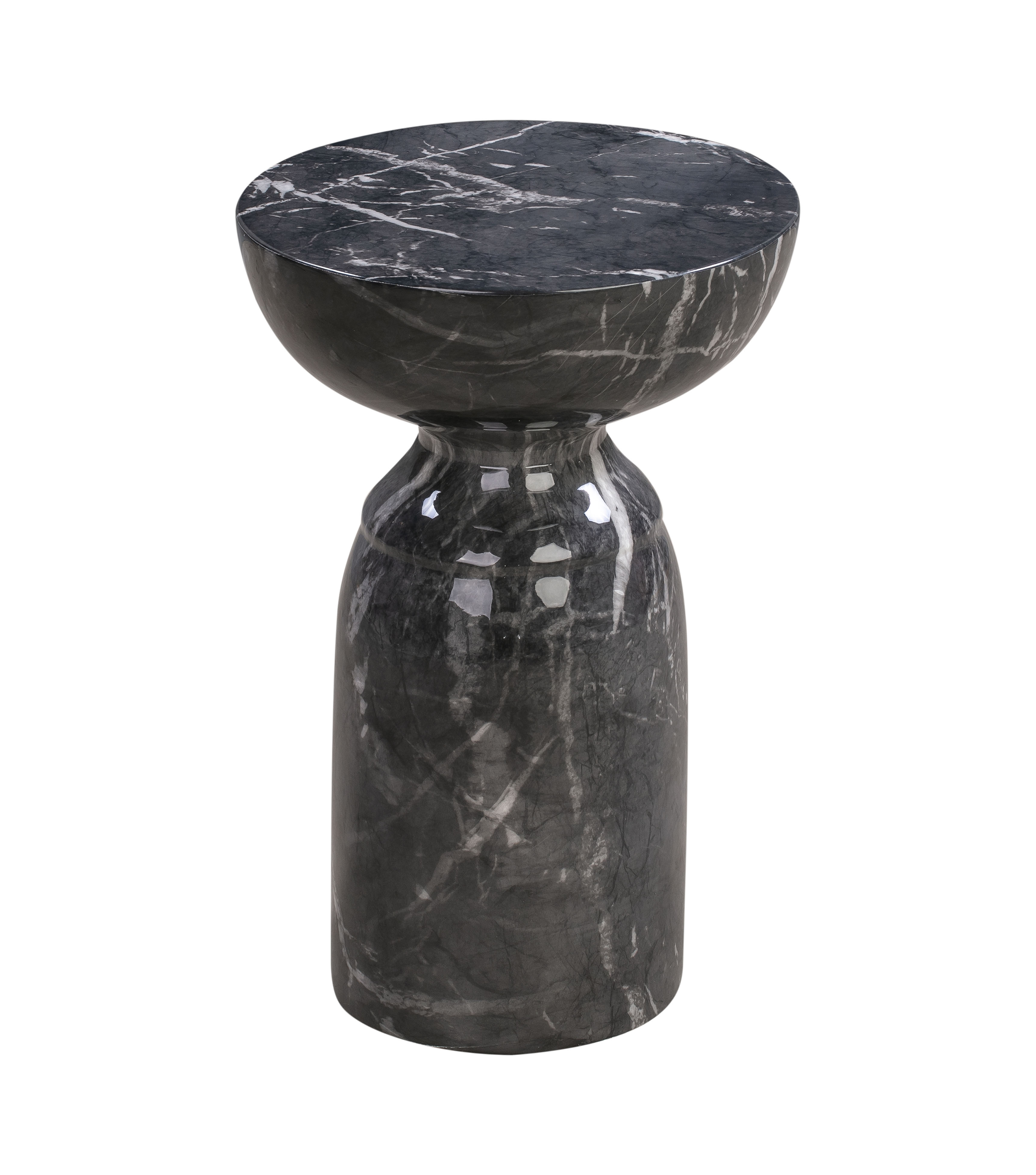 Lafitte Marble Side Table