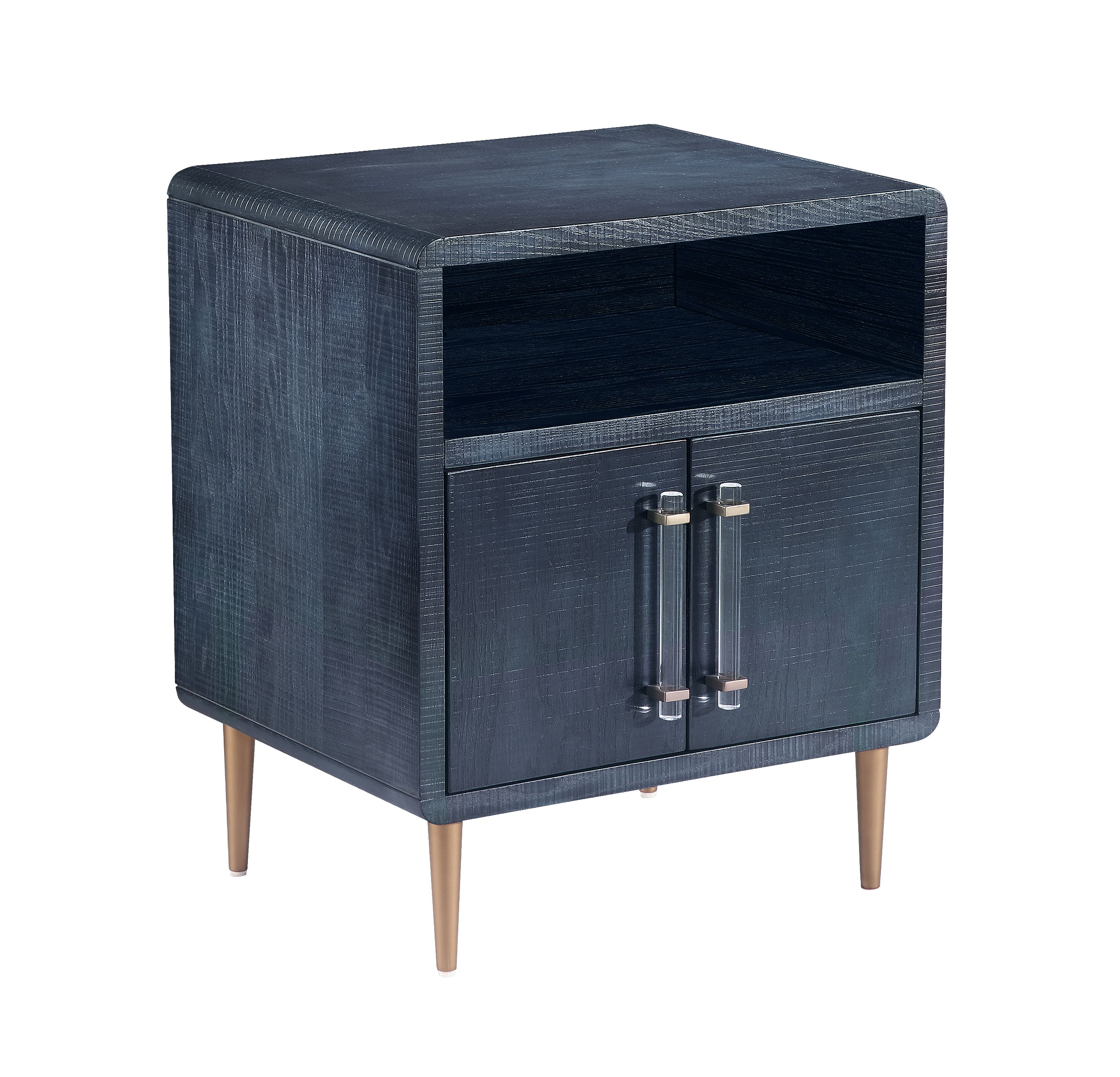 Polo Lacquer Side Table