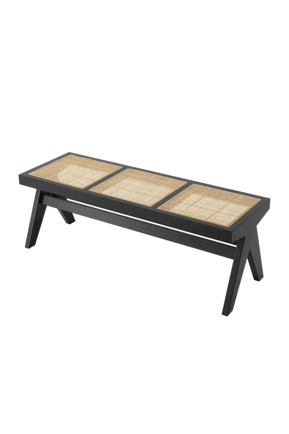 Cary Cane Bench