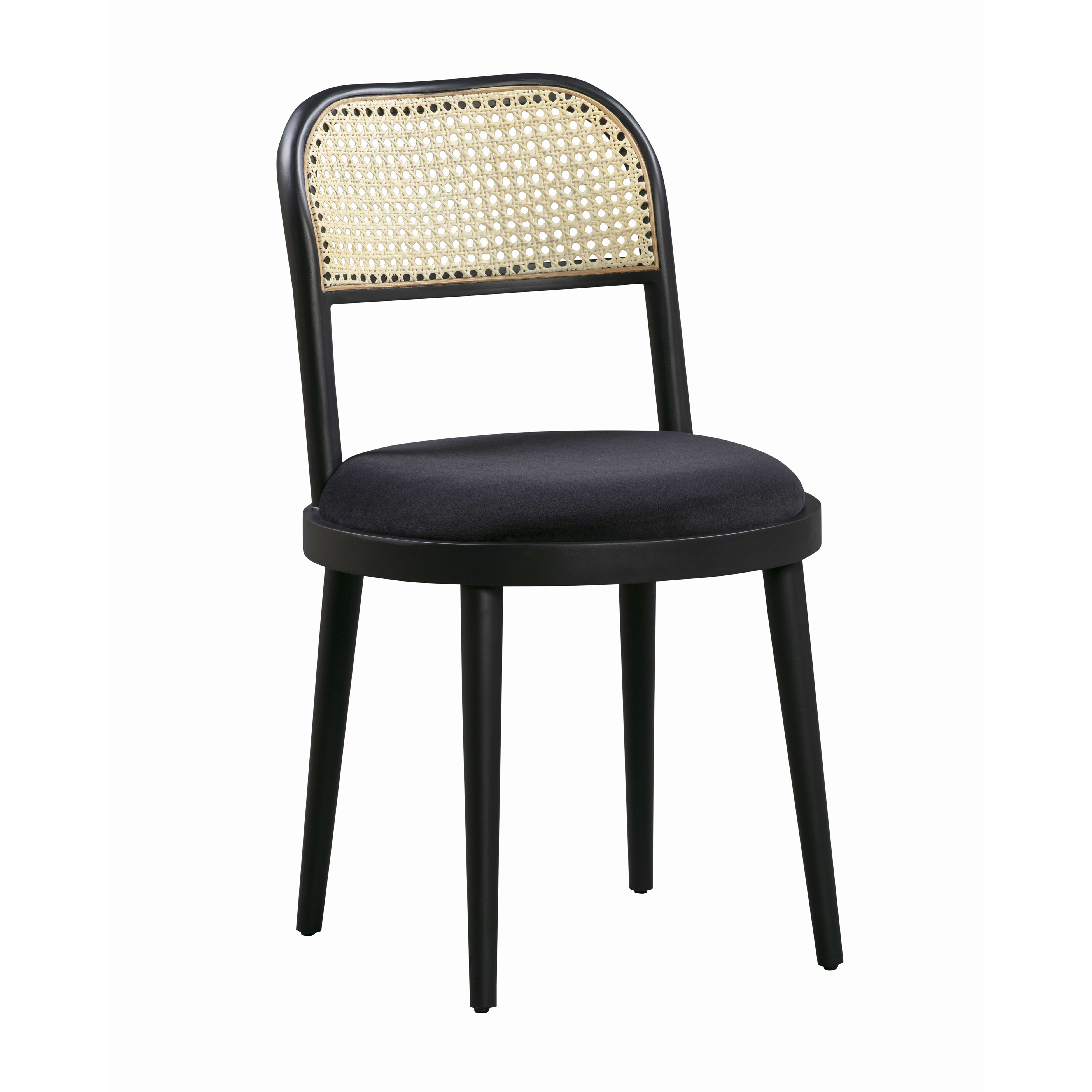 Shiba Cane Dining Chair