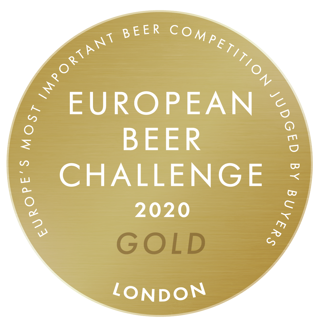 European Beer Challenge Gold Awards