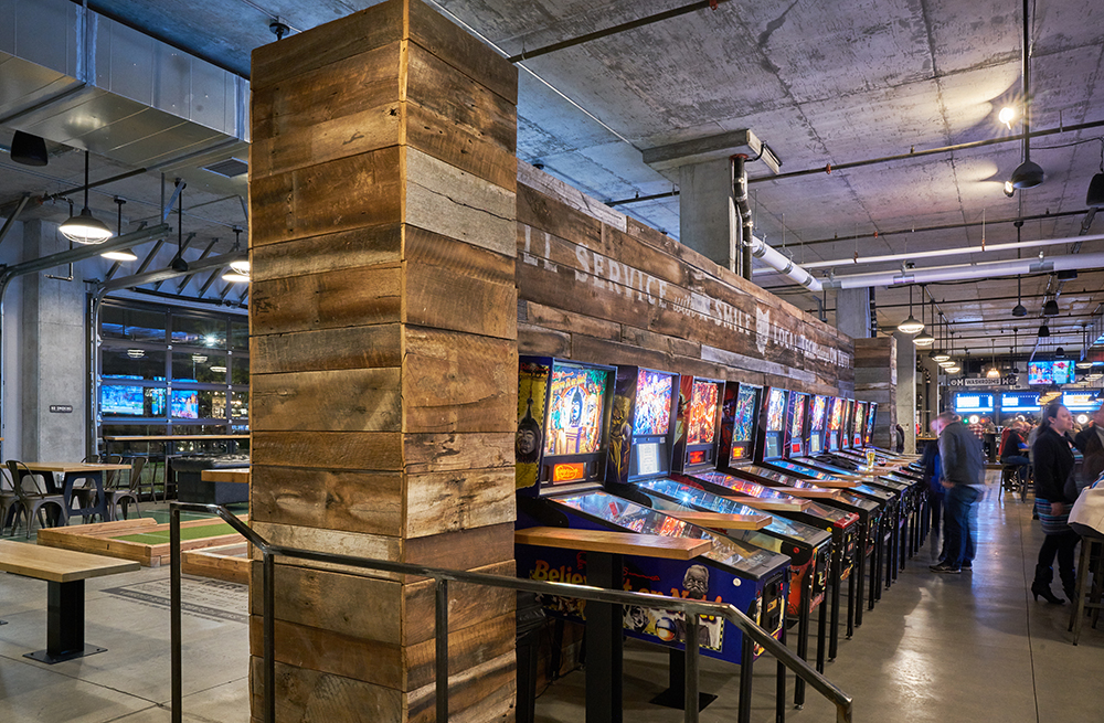 Classic games and an inviting, eclectic atmosphere