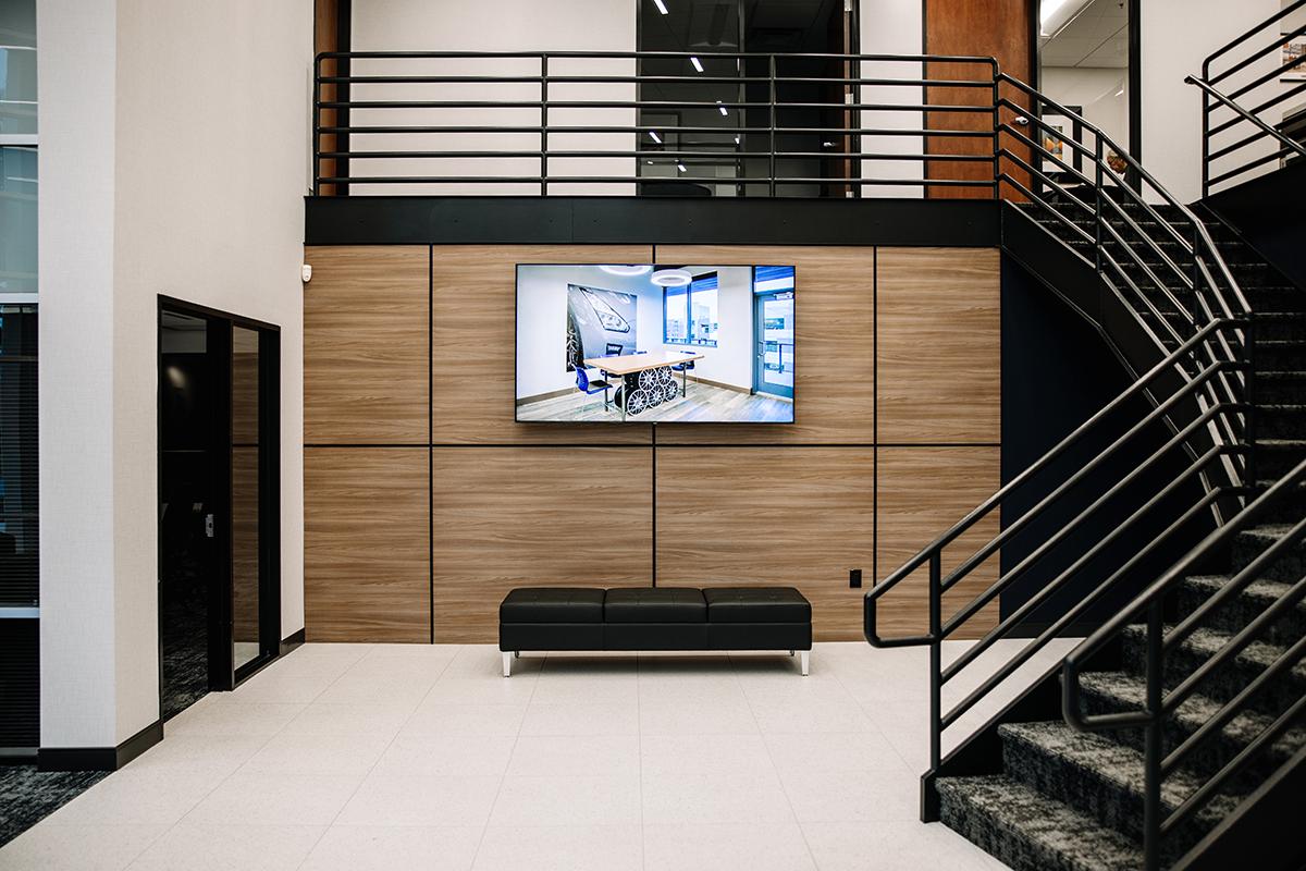 Renier Office Renovation