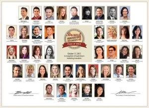 Brand Innovators '40 Under 40 West' Class of 2013