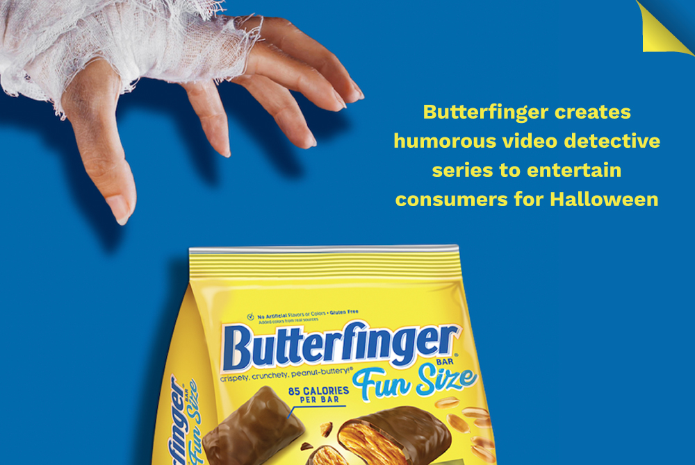 Halloween Butterfinger 2020 Voice Over Brand Innovators: Where Brand Marketers Come to Learn, Share and