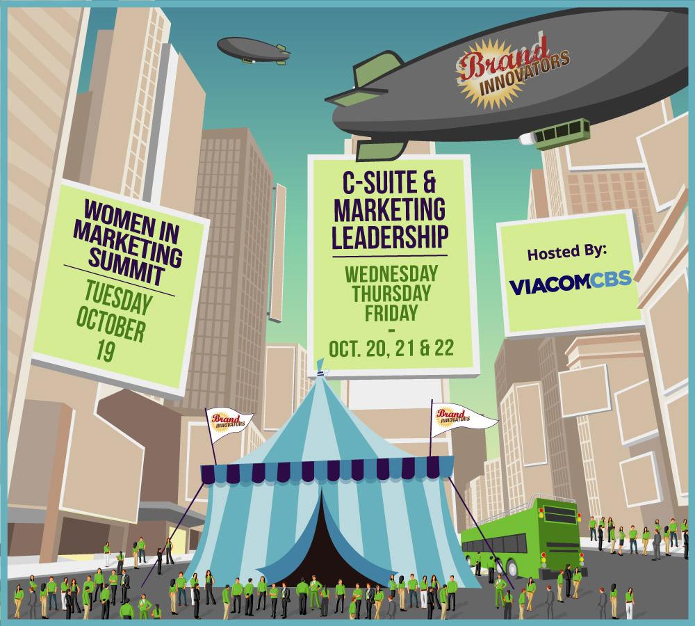 Brand Innovators: Marketing Leadership Summit New York