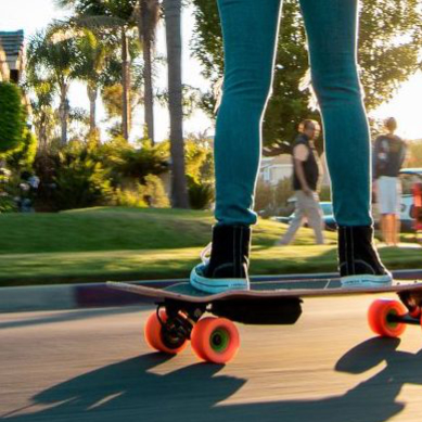 Ride Unlimited Electric Skateboard Project NOA Labs