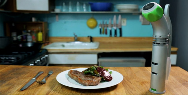 Nomiku Smart Sous Vide Cooking Device Project NOA Labs