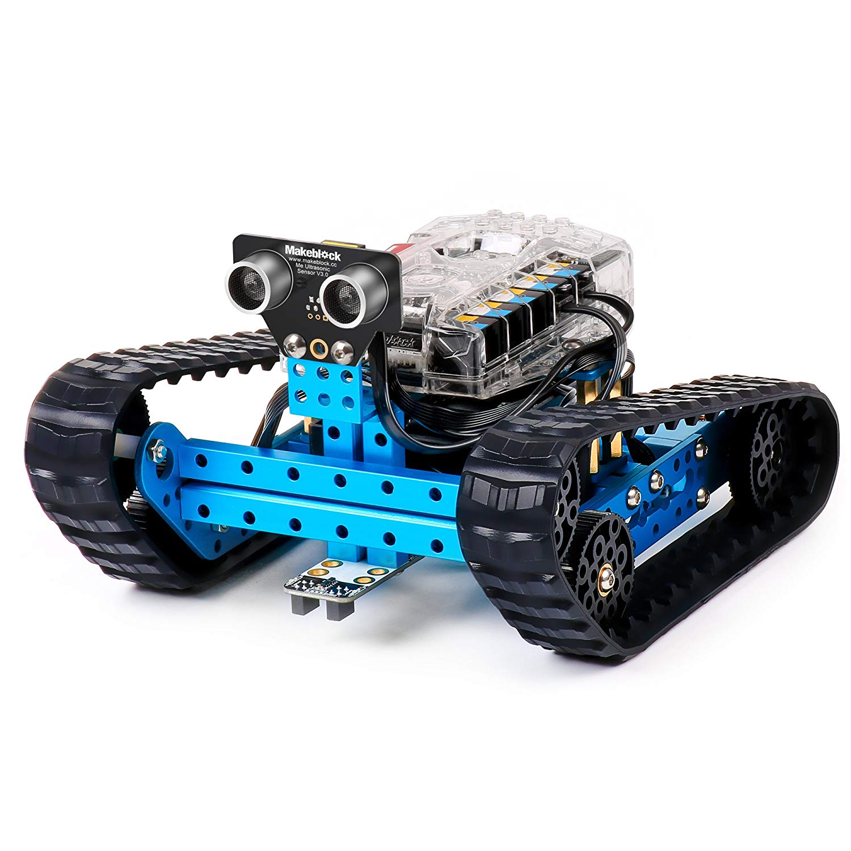 Makeblock Mechatronics Modular Toy Project NOA Labs