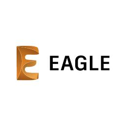 Eagle PCB logo