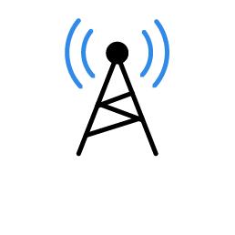Cellular 1G-5G logo