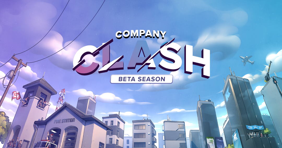 Company Clash Beta Launch