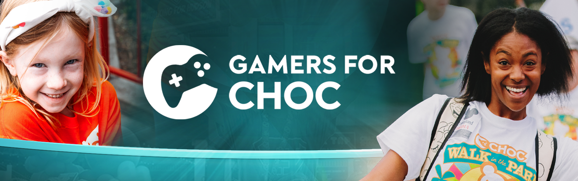 """Rally Cry Joins Forces with  """"Gamers for CHOC"""""""