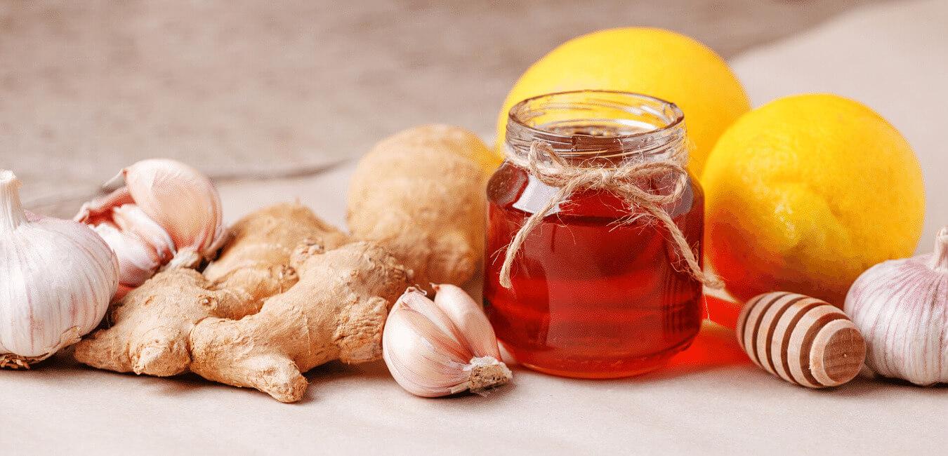 Una excelente alternativa natural que puedes preparar fácilmente en casa para ayudar a aliviar las molestias de la gripe común.