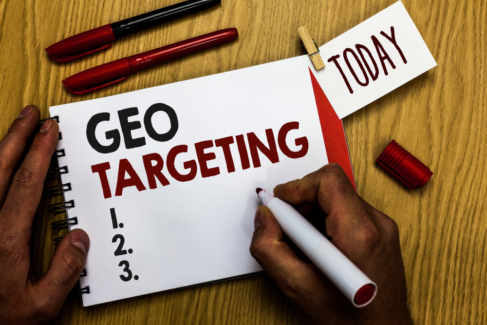 geotargeting software