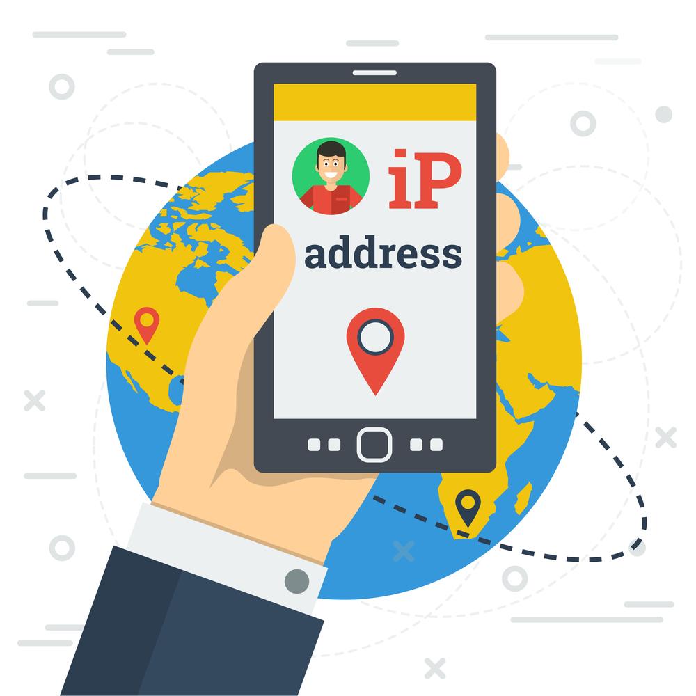 IP location database