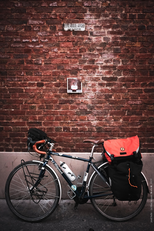 vélo cyclo-tourisme - voyage vélo