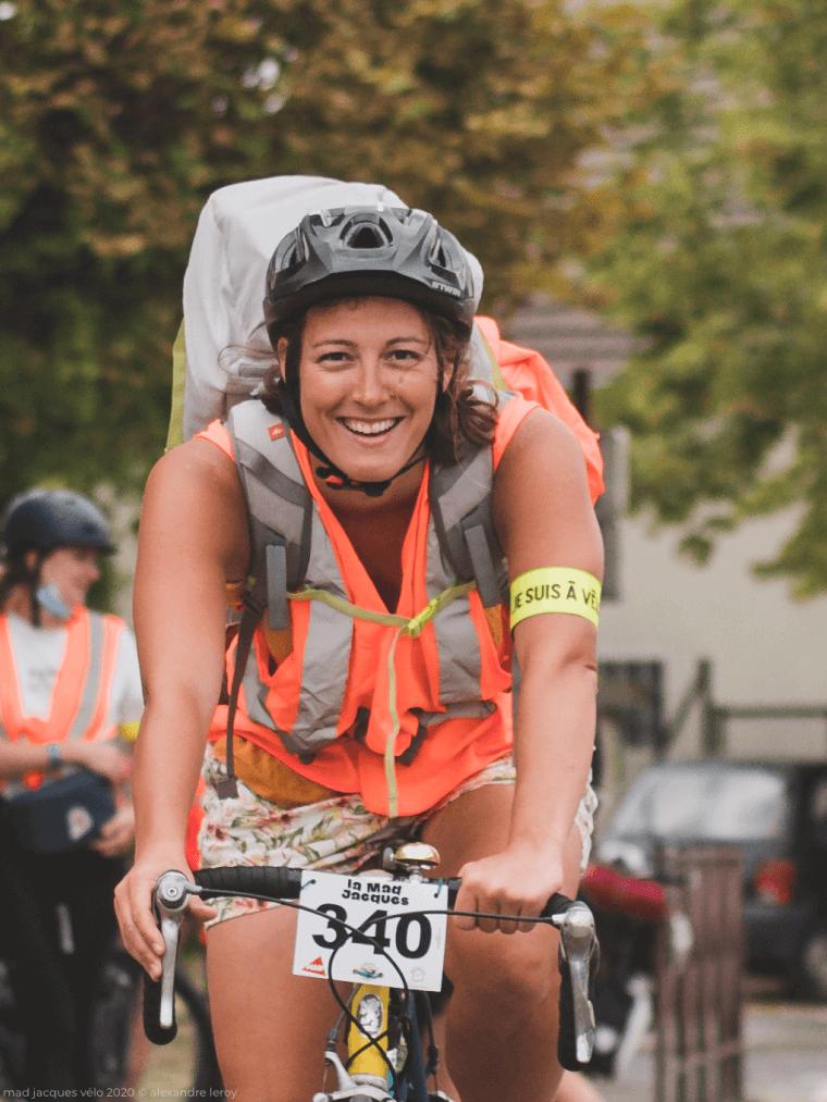 bikepacking - femme