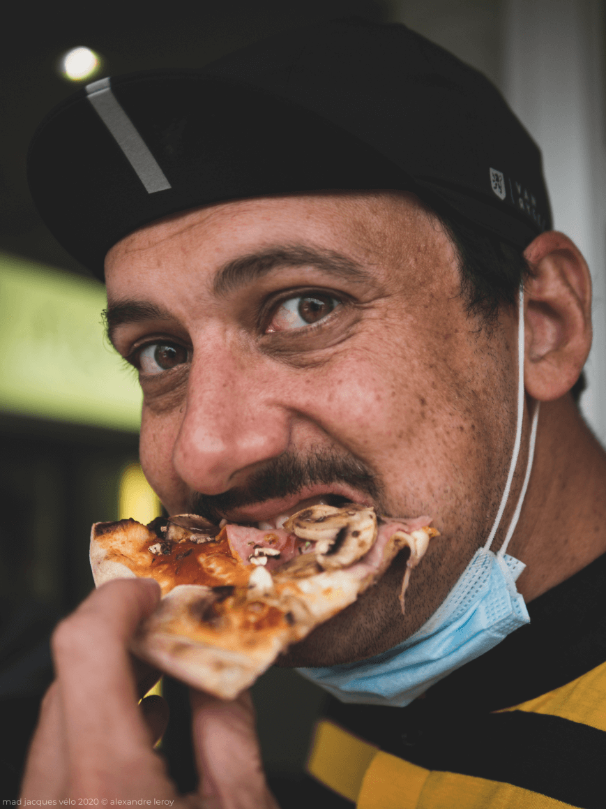 pizza réconfort