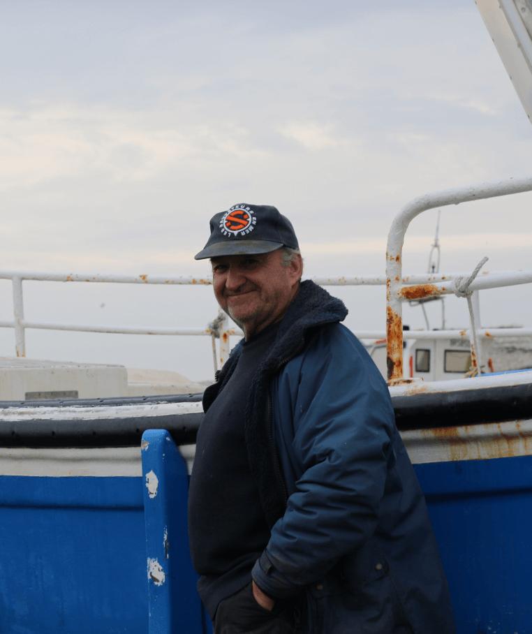 patron pêcheur