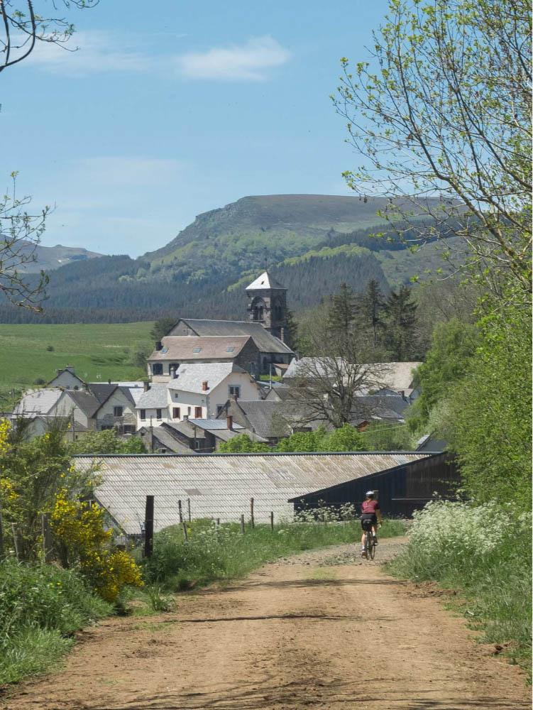 Village volcan