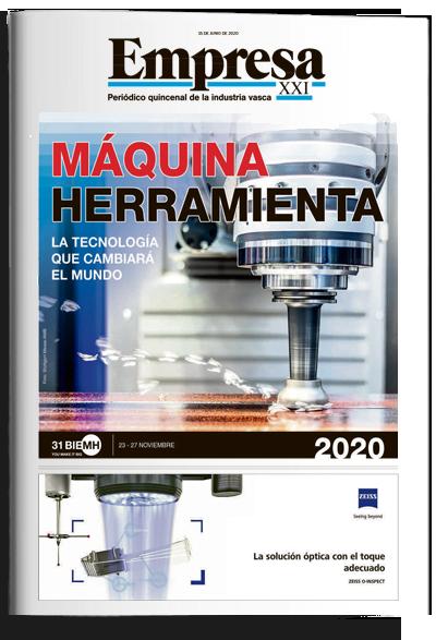 Suplemento Máquina Herramienta 2020 Empresa XXI