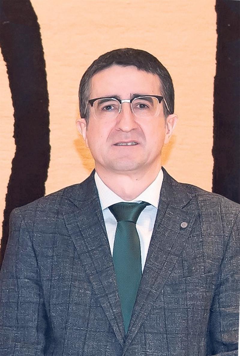 Kepa Olivares, presidente ASLE