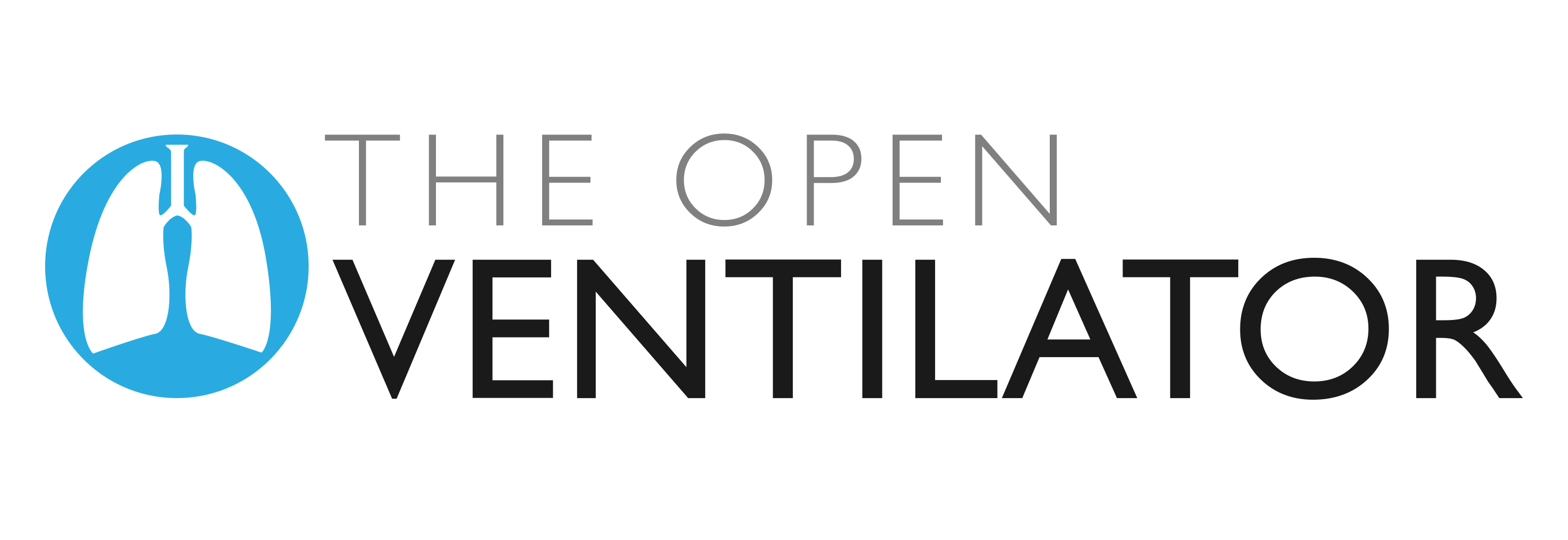 The Open Ventilator Logo