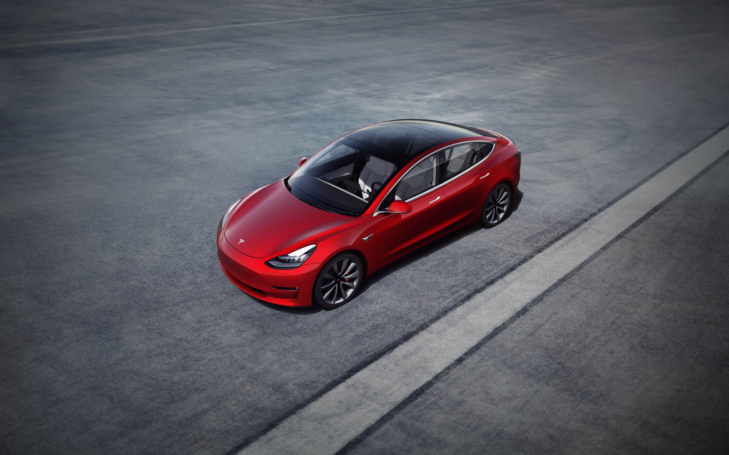 Teslas China stoppage in sales are veiled by Model 3 orders