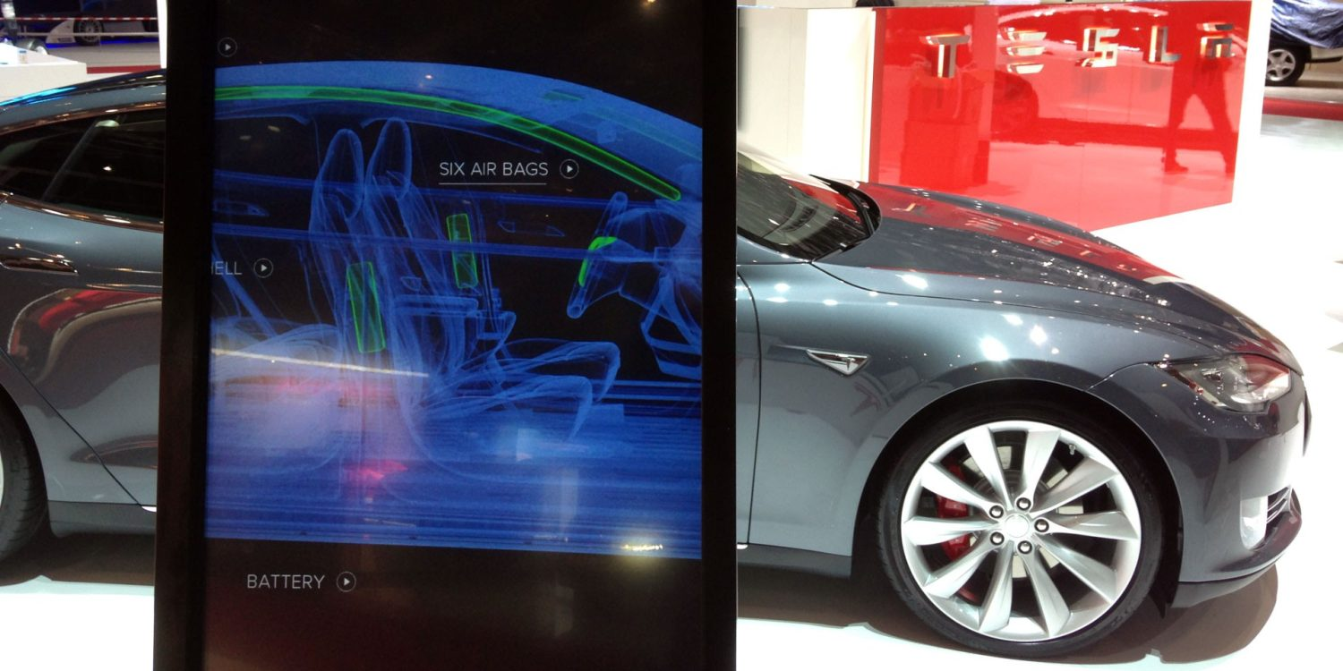 Tesla is might try to supply software to competitors