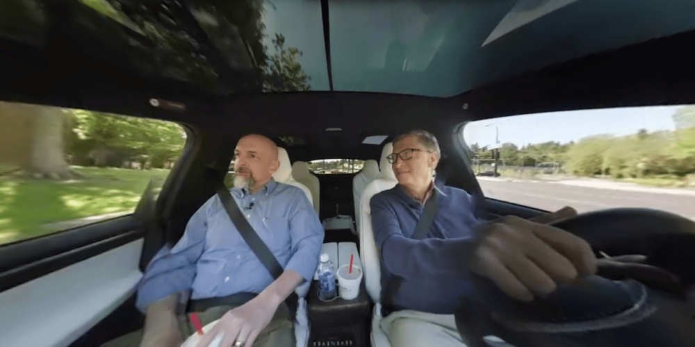 Bill Gates thinks Tesla Semi and electric planes will 'probably never work'